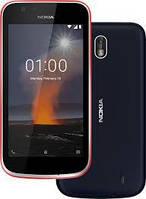 Силиконовый чехол 0,33 мм для Nokia 1 прозрачный