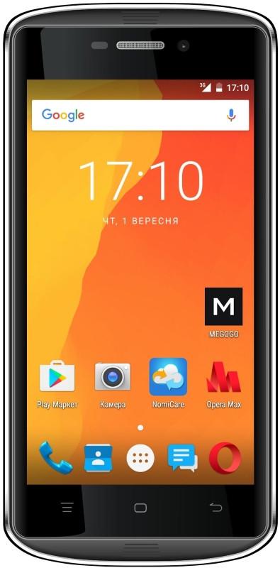 Смартфон Nomi i5070 Iron-X Black (Чорний)