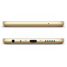Смартфон MEIZU MX6 4/32GB Gold, фото 3
