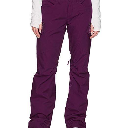 Женские сноубордические штаны