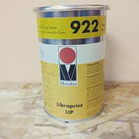 Libraprint LIP трафаретная краска для самоклеящихся пленок из ПВХ, жесткого ПВХ, акрилового стекла, полистирол