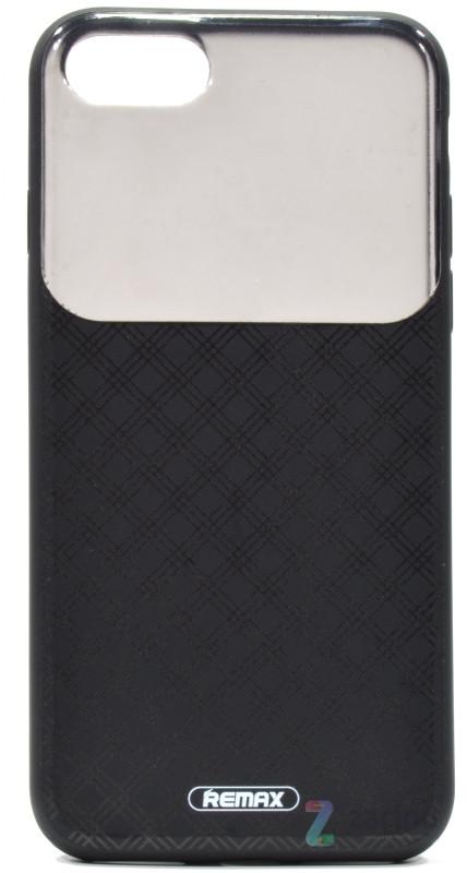 Чехол накладка Remax iPhone 7 Sky ser. черный
