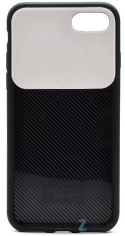 Чехол накладка Remax iPhone 7 Sky ser. черный, фото 2