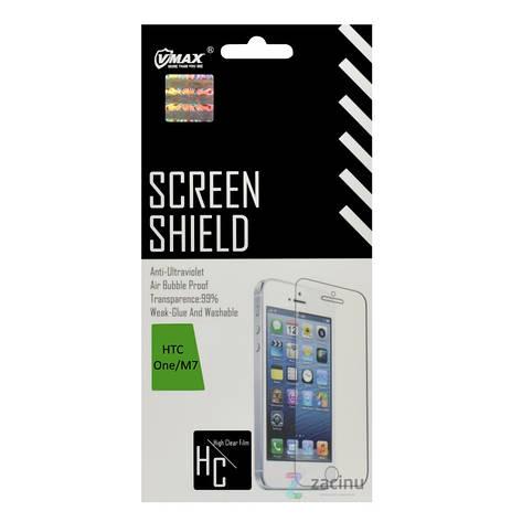 Защитная пленка VMAX для HTC One / M7 Прозрачный, фото 2