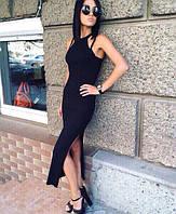 Женское модное приталенное платье (4 цвета), фото 1