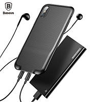 Чехол Baseus iPhone 7/8+ Audio+Charge