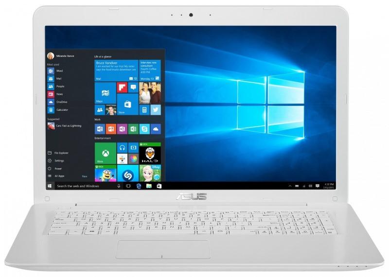 Ноутбук ASUS X756UQ-T4275D