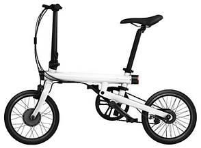 Електровелосипед Xiaomi QiCycle bike White, фото 2