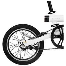 Електровелосипед Xiaomi QiCycle bike White, фото 3