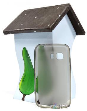 Чохол-накладка для Samsung G130 Чорний, фото 2