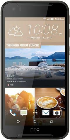 Смартфон HTC Desire 830 Dual Sim Black Gold (чорний), фото 2