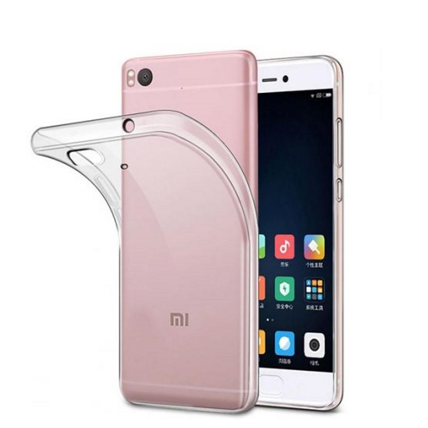 Чохол-накладка TPU для Xiaomi Mi 5s Ultra-thin ser. Прозорий/безколірний