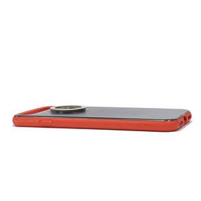 "Чехол накладка ROCK для iPhone 7 (4.7 "") Ring Holder Case M2 ser. TPU + PC Красный (646225), фото 2"