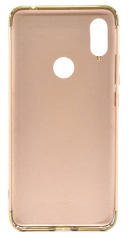 Чохол-накладка Joint Series для Xiaomi Mi A2 Lite/ Redmi 6 Pro Золотистий, фото 2