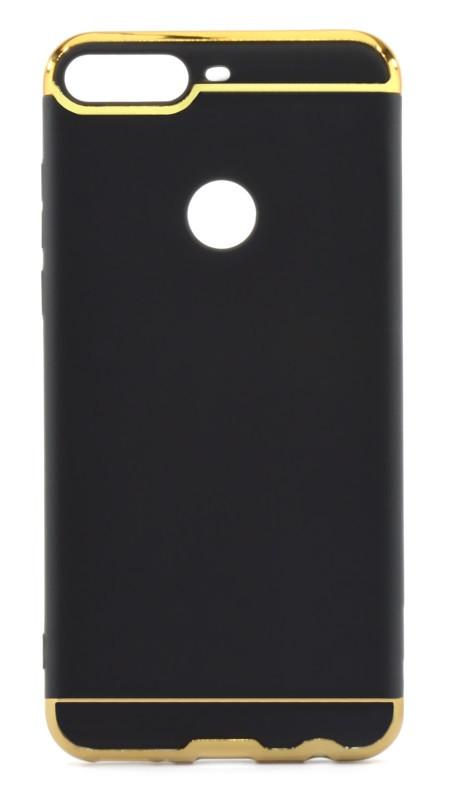 Чохол-накладка Joint Series для Huawei Y7 Prime (2018) Чорний