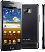 Силиконовый чехол 0,33 мм для Samsung i9100 Galaxy S2 прозрачный