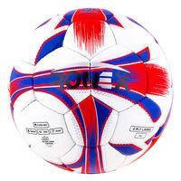 Мяч футбольный Grippy Ronex-JM4, голубой, фото 1