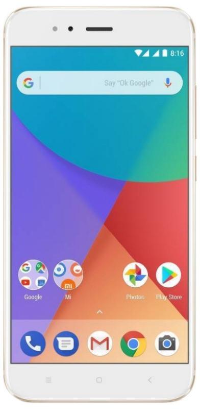 Смартфон Xiaomi Mi A1 4/32 Gold