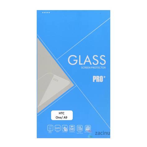 Захисне Скло Ultra Tempered Glass для HTC One/ A9 0.33mm Прозоре, фото 2