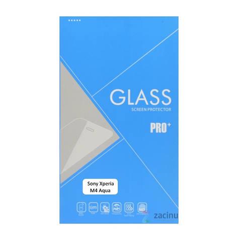 Защитное стекло Ultra Tempered Glass для Sony Xperia M4 Aqua 0.33mm Прозрачное, фото 2