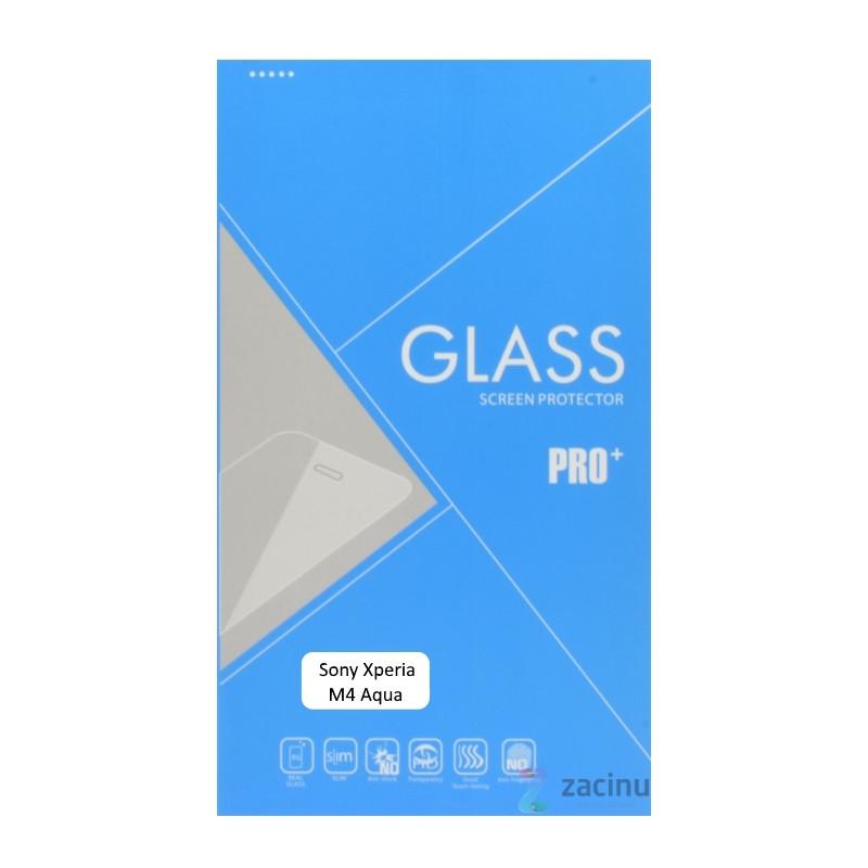 Защитное стекло Ultra Tempered Glass для Sony Xperia M4 Aqua 0.33mm Прозрачное