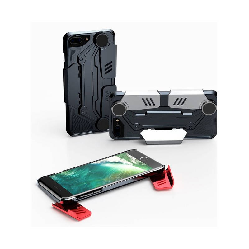 Чехол Baseus iPhone 7/8+ Gamepad Red