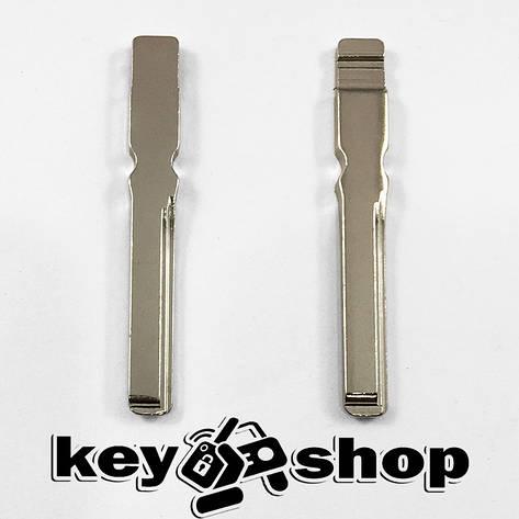 Лезвие выкидного ключа для Volkswagen Crafter (Фольксваген Крафтер), HU64, фото 2