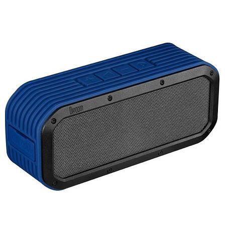 Портативна акустика Divoom Voombox-outdoor (2GEN) BT blue, фото 2