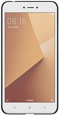 Чохол-накладка Nillkin для Xiaomi Redmi Note 5A/ Y1 Lite Matte ser. Чорний, фото 2