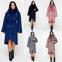 Женское зимнее пальто  (р 44-58)