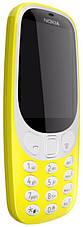 Мобільний телефон NOKIA 3310 Dual SIM (жовтий) TA-1030, фото 3