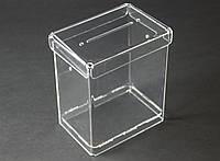 Ящик для сбора денег, анкет 120x150x80. Объем 1,5 литров