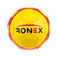 Мяч футбольный Ronex(HUM), DXN YW, красный