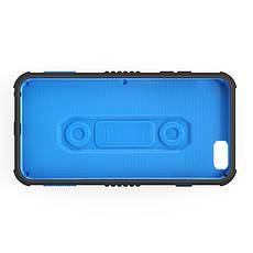 """Чохол-накладка Nillkin для iPhone 6/6S (4.7"""") Music ser. Синій(124578), фото 2"""
