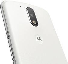 Смартфон MOTOROLA Moto G4 Plus (XT1642) 16Gb Dual Sim (білий), фото 2