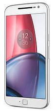 Смартфон MOTOROLA Moto G4 Plus (XT1642) 16Gb Dual Sim (білий), фото 3