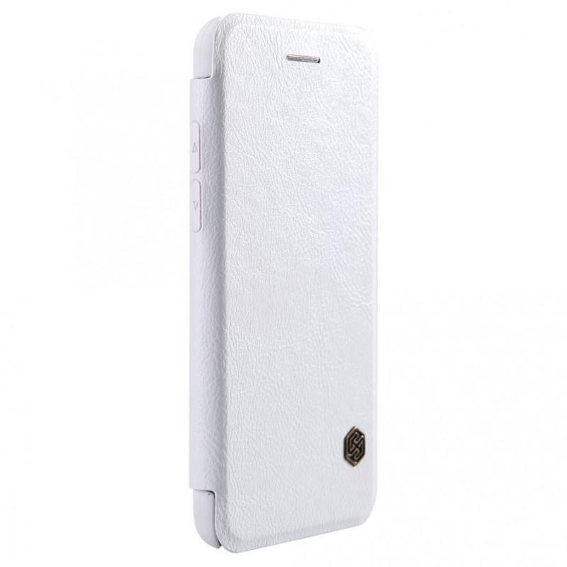 "Чехол книга Nillkin для iPhone 6 / 6S (4.7 "") Qin ser. Белый (223450)"