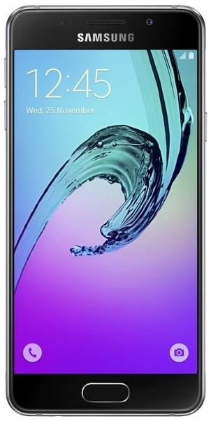 Смартфон SAMSUNG SM-A510F Galaxy A5 Duos ZKD (midnight black)