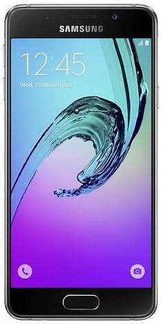 Смартфон SAMSUNG SM-A510F Galaxy A5 Duos ZKD (midnight black), фото 2
