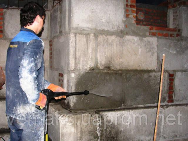 Гидроизоляция стен фундамента