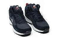 Зимние ботинки (НА МЕХУ) мужские Nike Air 1-098 (реплика)