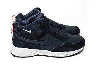 Зимние ботинки (НА МЕХУ) мужские Nike Air 1-098 (реплика), фото 2