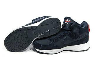 Зимние ботинки (НА МЕХУ) мужские Nike Air 1-098 (реплика), фото 3