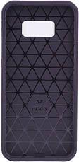 Чохол-накладка Motomo для Samsung G955 S8 Plus Military ser. Камуфляж Зелений, фото 3