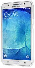 Чохол-накладка Nillkin для Samsung J500H J5 Nature ser. Прозорий/безколірний, фото 3