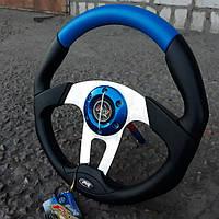 Руль Мираж № 572 (синего цвета)., фото 1