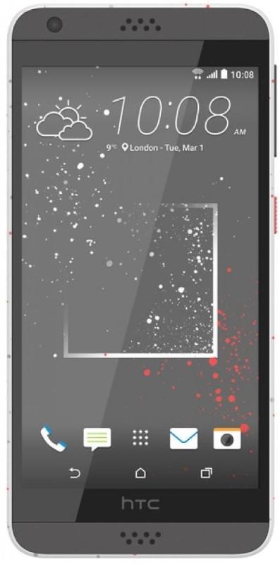 Смартфон HTC Desire 630 Dual Sprinkle White