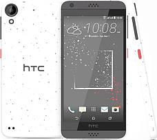 Смартфон HTC Desire 630 Dual Sprinkle White, фото 2