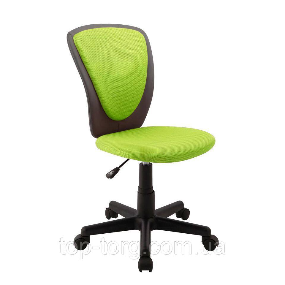 Дитяче комп'ютерне крісло BIANCA green-dark gray зелений та сірий