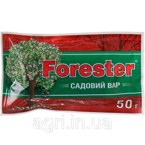 "Садовий вар ""FORESTER"", 50г. Брикет"